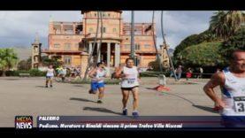 Podismo. Muratore e Rinaldi vincono il primo Trofeo Villa Niscemi
