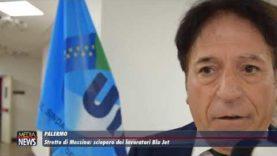 Stretto di Messina: sciopero dei lavoratori Blu Jet