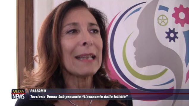 """Terziario Donna Lab presenta """"L'economia della felicità"""""""