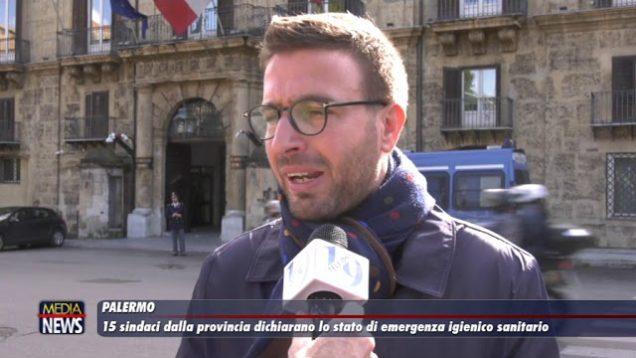 15 Sindaci della provincia di Palermo dichiarano lo stato di emergenza igienico personale