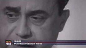30 anni fa moriva Leonardo Sciascia