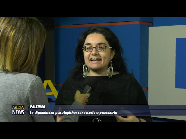 """A Palermo il convegno """"Le dipendenze psicologiche: conoscerle e prevenirle"""""""