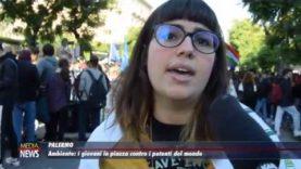 Ambiente. I giovani in piazza contro i potenti del mondo