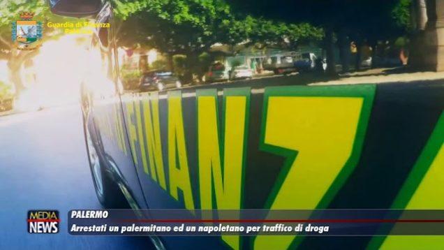 Arrestati un palermitano ed un napoletano per traffico di droga