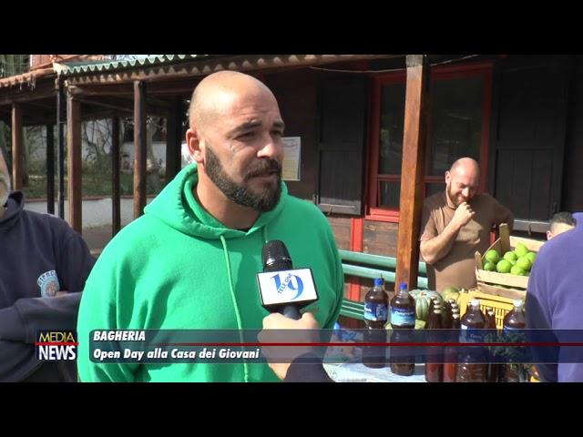 """Bagheria. Open day alla"""" Casa dei giovani"""""""