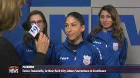 Calcio femminile, la New York City inizia l'avventura in Eccellenza