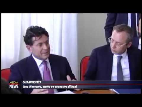 Caltanissetta, caso Montante: scatta un sequestro di beni