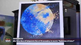 """Casteldaccia. Alla Torre Duca di Salaparuta la mostra """"Esplosione di colori"""""""