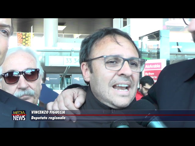 Catania. Protesta dell'Udc contro il caro voli