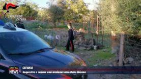 Catania. Sequestra e rapina una anziana: arrestato 36enne