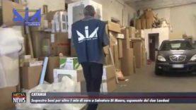 Catania. Sequestrati beni all'imprenditore Salvatore Di Mauro