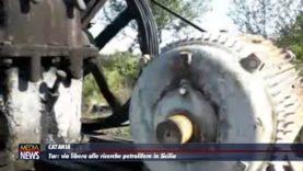 Catania. Tar: via libera alle ricerche petrolifere in Sicilia