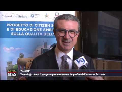 Cleanair@school: il progetto per monitorare la qualità dell'aria con le scuole