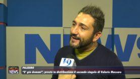 E' già domani, presto in distribuzione il secondo singolo di Valerio Massaro.
