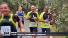 I keniani protagonisti della XXV edizione della Maratona di Palermo