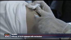 Influenza, al via  la campagna sulla vaccinazione