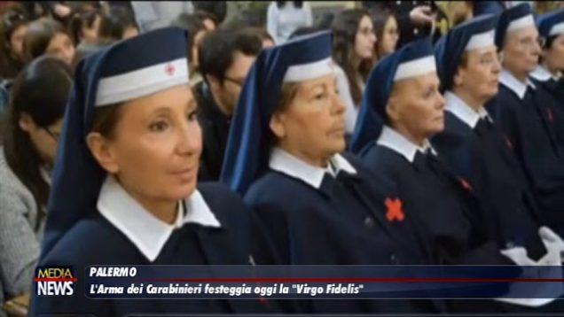 """L' Arma dei Carabinieri festeggia oggi la """"Virgo Fidelis"""""""