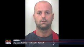 Marsala.Ragazze sfruttate e violentate: 3 arresti