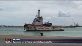 Open Arms, per la Procura di Palermo occorre indagare su Salvini