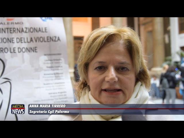 Palazzo delle Aquile: 15 sagome per denunciare i femminicidi
