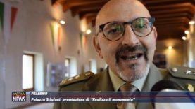 """Palazzo Sclafani: premiazione di """"Realizza il monumento"""""""