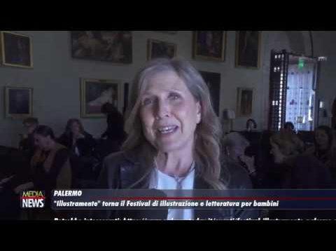 """Palermo, al via """"Illustramente"""", festival dell'illustrazione e della letteratura per bambini"""