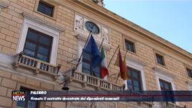 Palermo. Firmato il contratto decentrato dei dipendenti comunali