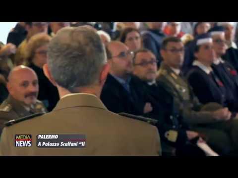 """Palermo. """"Il culto della memoria"""" per i militari caduti"""