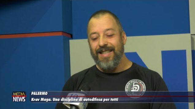 Palermo. Krav Maga, una disciplina di autodifesa per tutti