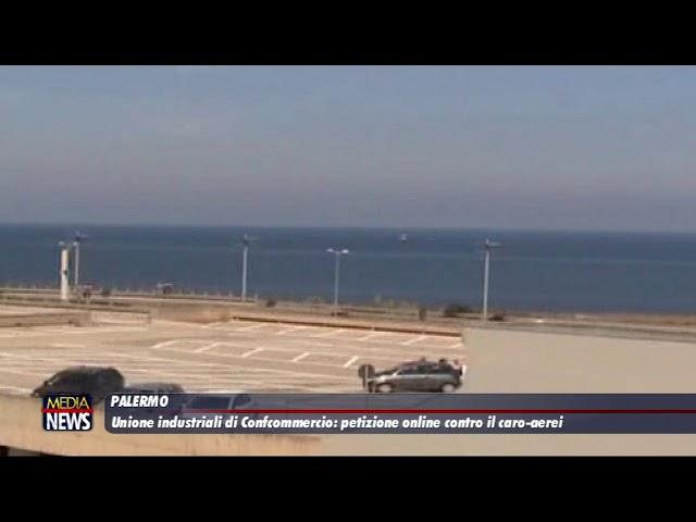 Palermo. Lanciata petizione contro il caro biglietti aerei