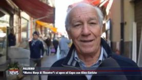 """Palermo. """"Metro Harp & Theatre"""": si apre al Capo con Gino Carista"""