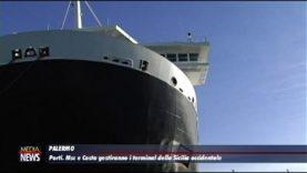 Palermo. Porti, Msc-Costa gestiranno i terminal della Sicilia occidentale