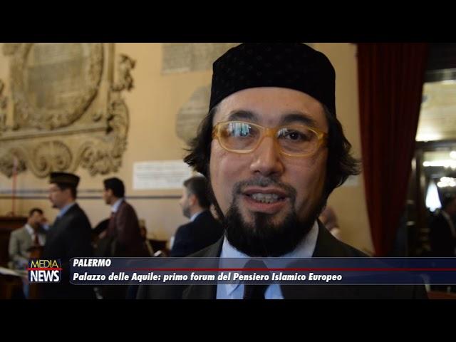 Palermo. Primo Forum del Pensiero Islamico Europeo