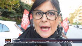 Palermo. Protesta degli assistenti igienico sanitari agli studenti disabili