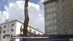 Palermo. Villa Sofia. Nuovo look per il reparto di Medicina interna