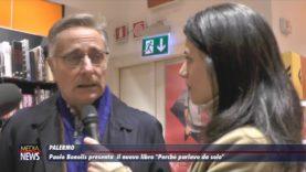 """Paolo Bonolis presenta il nuovo libro: """"Perchè parlavo da solo"""""""