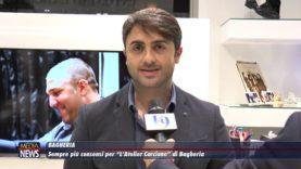 Sempre più consensi per l'Atelier Carcione di Bagheria