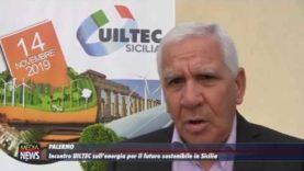 """UilTec: """"Sicilia: l'energia per il futuro sostenibile"""""""