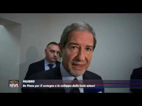 Un Piano per il sostegno e lo sviluppo delle Isole Minori