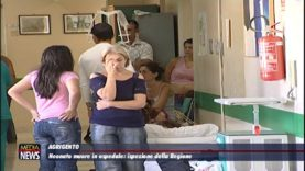 Agrigento. Neonato muore in ospedale: ispezione della Regione