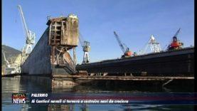 Al Cantiere navale di Palermo si tornerà a costruire navi da crociera