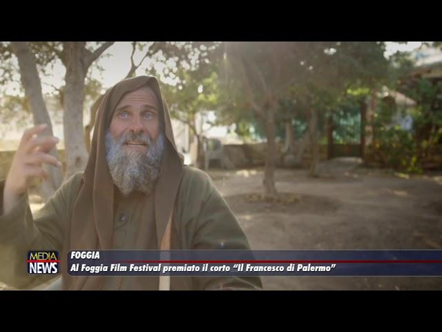 """Al  Foggia Film Festival premiato il corto """"Il Francesco di Palermo"""""""