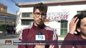 """Bagheria: Occupato il Liceo Classico """"F.Scaduto"""""""