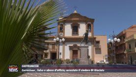 Casteldaccia. Corruzione, falso e abuso d'ufficio: arrestato il sindaco Di Giacinto