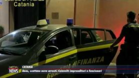 Catania. Anas, scattano nove arresti. Coinvolti imprenditori e funzionari