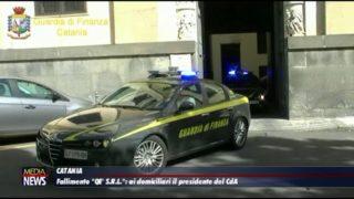 """Catania. Fallimento """"QE' SRL"""": ai domiciliari il presidente del CdA"""