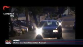 Catania.Mafia e investimenti immobiliari, 9 arresti