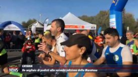 Catania. Un migliaio di podisti alla seconda edizione della Maratona