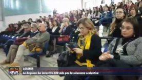Il Governo regionale ha investito 500 mln per la sicurezza scolastica