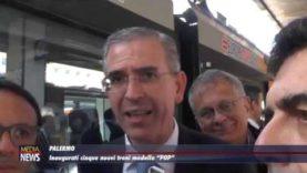 """Inaugurati cinque nuovi treni modello """"POP"""""""